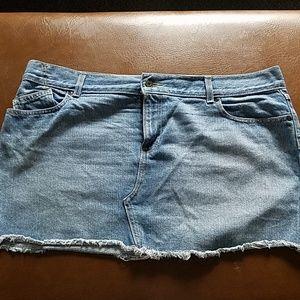 Old Navy size 18 mini skirt